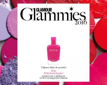 ZOYA nominowana w plebiscycie magazynu Glamour - Glammies 2016!