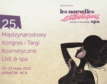ZOYA na 25. Międzynarodowym Kongresie i Targach Kosmetycznych LNE&spa, 12-13 maja, Kraków, NCK