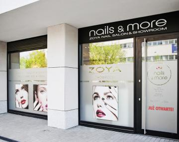 Showroom ZOYA - Nails&More na portalu Obrzezna-Online